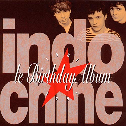 Le Birthday album : 1981-1991
