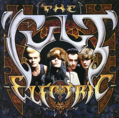 The Cult - Electric - Zortam Music