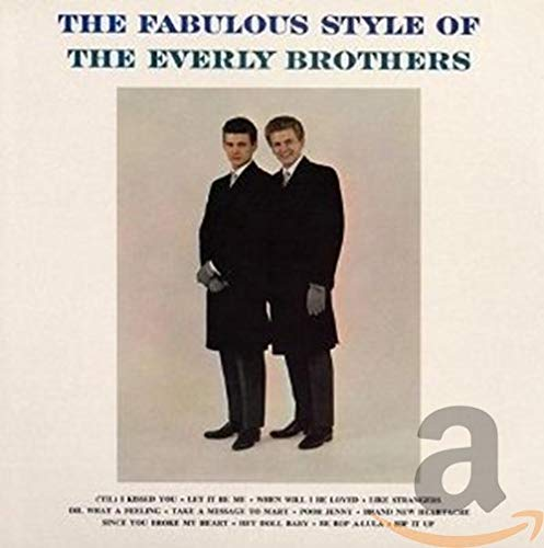 Everly Brothers - Fabulous Style of the Everly - Zortam Music