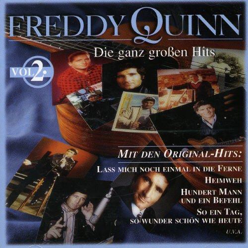 FREDDY QUINN - Die Ganz Grossen Hits, Vol. 2 - Zortam Music