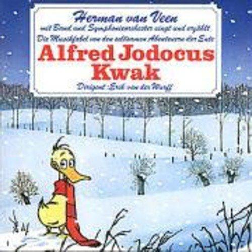 Herman Van Veen - Die Musikfabel von den seltsamen Abenteuern der Ente Alfred Jodocus Kwak - Zortam Music