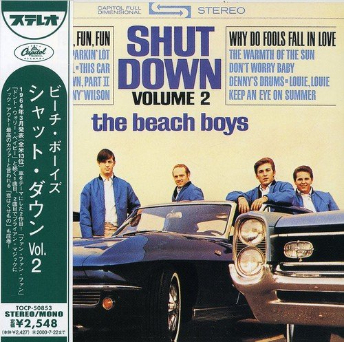 Beach Boys - Shut Down V.2 - Zortam Music