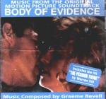 Cubierta del álbum de Body of Evidence