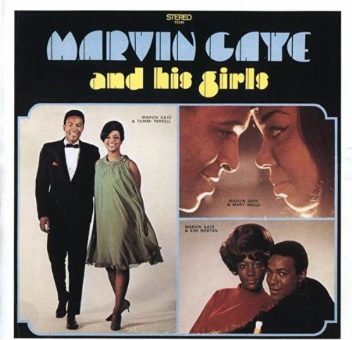 Marvin Gaye - Marvin Gaye & His Girls - Zortam Music