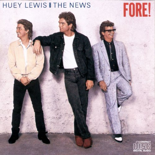 Huey Lewis & The News - Fore_ - Zortam Music