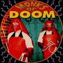album art by Monks of Doom