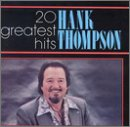 album art to Hank Thompson 20 Greatest Hits