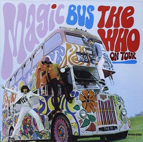 The Who - Magic Bus - Zortam Music