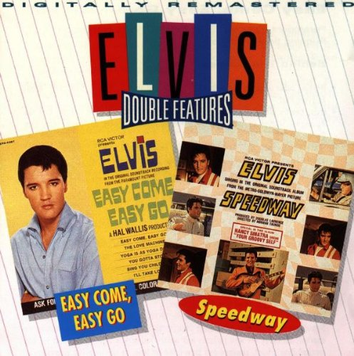 Elvis Presley - Easy Come, Easy Go_Speedway - Zortam Music