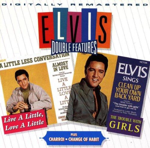 Elvis Presley - Live A Little  Love A Little - Zortam Music