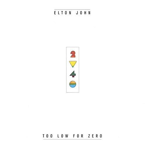 Elton John - Too Low For Zero (Remastered) - Lyrics2You