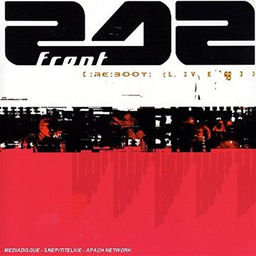 Front 242 - Re-Boot: Live