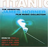 Skivomslag för Titanic: The Essential James Horner Film Music Collection (Film Score Re-recording…