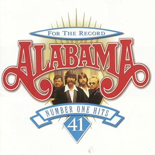 ALABAMA - 41 Number One Hits - Zortam Music