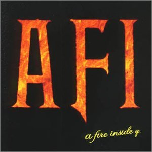 A Fire Inside by AFI album cover