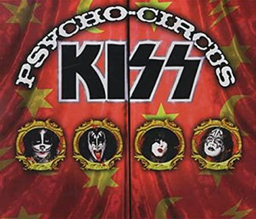 Kiss - Psycho-Circus - Zortam Music