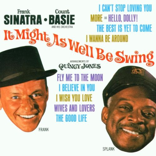 Frank Sinatra - It Might As Well Be Swing - Zortam Music