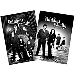 The Addams Family - Volumes 1 & 2