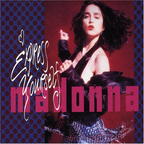 "Madonna - Express Yourself (3"" CD Single) - Zortam Music"