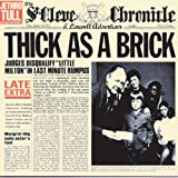album art to Thick as a Brick