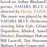 『Sahara Blue』Hector Zazou