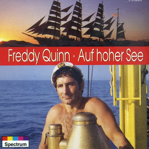 FREDDY QUINN - Freddy auf Hoher See - Zortam Music