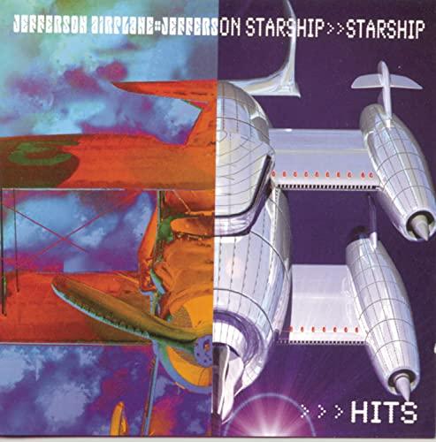 Jefferson Starship - Jefferson Airplane/Jefferson Starship/Starship - Hits - Zortam Music