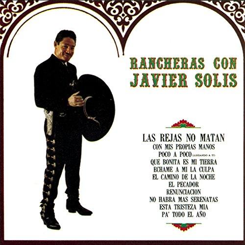 Javier Solis - Rancheras Con Javier Solis - Zortam Music