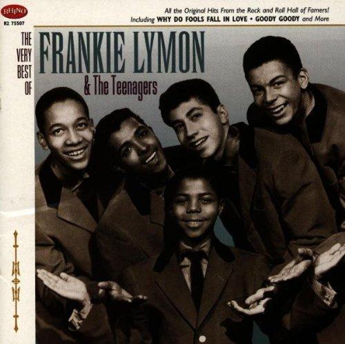 Frankie Lymon & The Teenagers - Frankie Lymon & The Teenagers - Zortam Music