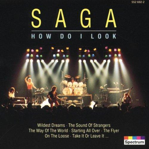 SAGA - How Do I Look - Zortam Music