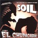album art to El Chupacabra!
