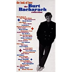 The Look Of Love: The Burt Bacharach Collection [BOX SET]