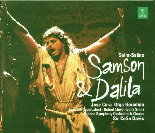 Samson et Dalila (London Symphony Orchestra & Choir feat. conductor: Sir Colin Davis)