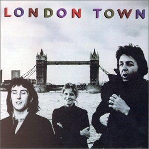 Wings - London Town - Zortam Music