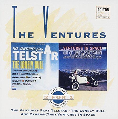 The Ventures - The Ventures Play Telstar/Ventures in Space - Zortam Music