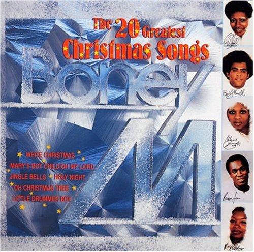 Boney M. - Die 20 schonsten Weihnachtslieder der Welt - Lyrics2You