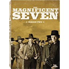 The Magnificent Seven - The Complete Second Season
