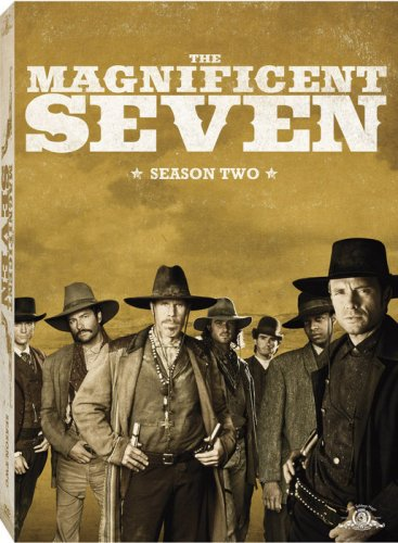 The Magnificent Seven - The Complete Second Season