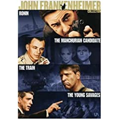 The John Frankenheimer Collection (The Manchurian Candidate / The Train / The Young Savages / Ronin)