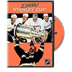 Anaheim Ducks - NHL Stanley Cup 2006-2007 Champions