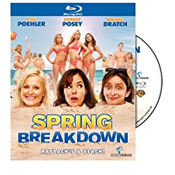 Spring Breakdown [Blu-ray]