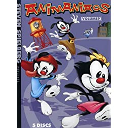 Animaniacs, Vol. 3