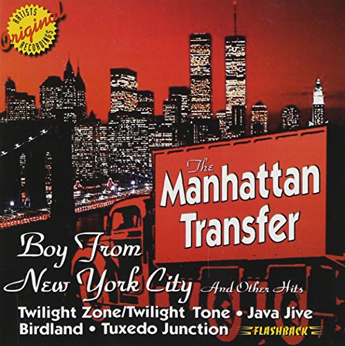 Manhattan Transfer - Boy From New York City and Other Hits - Zortam Music