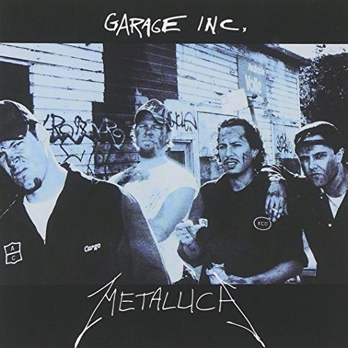 Metallica - Garage Inc. (Disc 1  New Recordings