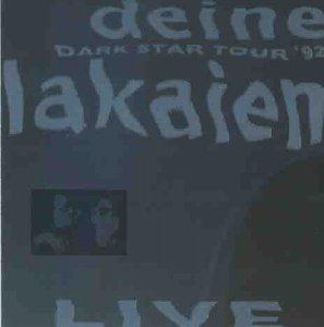 Deine Lakaien - Dark Star Tour
