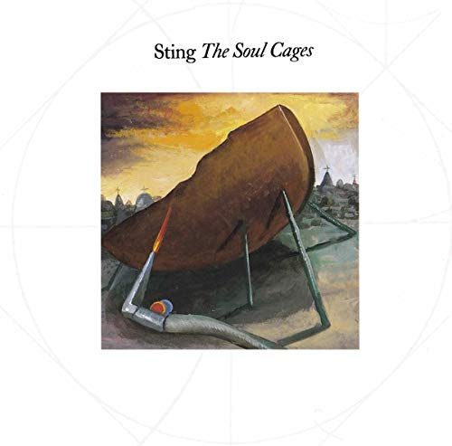 Sting - Soul Cages - Zortam Music