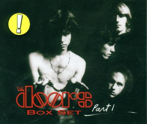 The Doors - The Doors Box Set (disc 1: Without a Safety Net) - Zortam Music