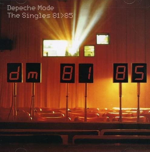 Depeche Mode - THE BEST OF 1980-1990 VOL 5-CD1 - Zortam Music