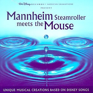 Mannheim Steamroller - Mannheim Steamroller Meets the Mouse - Zortam Music
