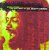 Pochette de l'album pour Evolution : The Very Best of Gil Scott-Heron